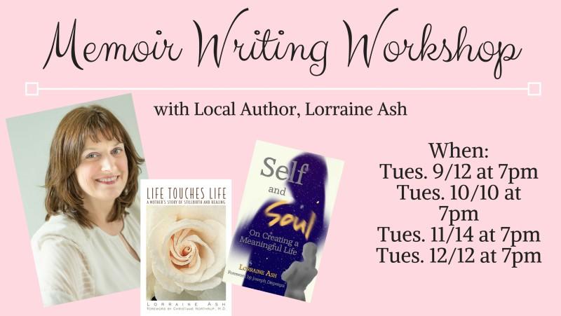 Memoir Writing Workshop