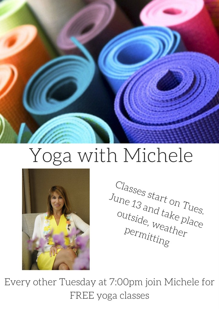 Yoga with Michele