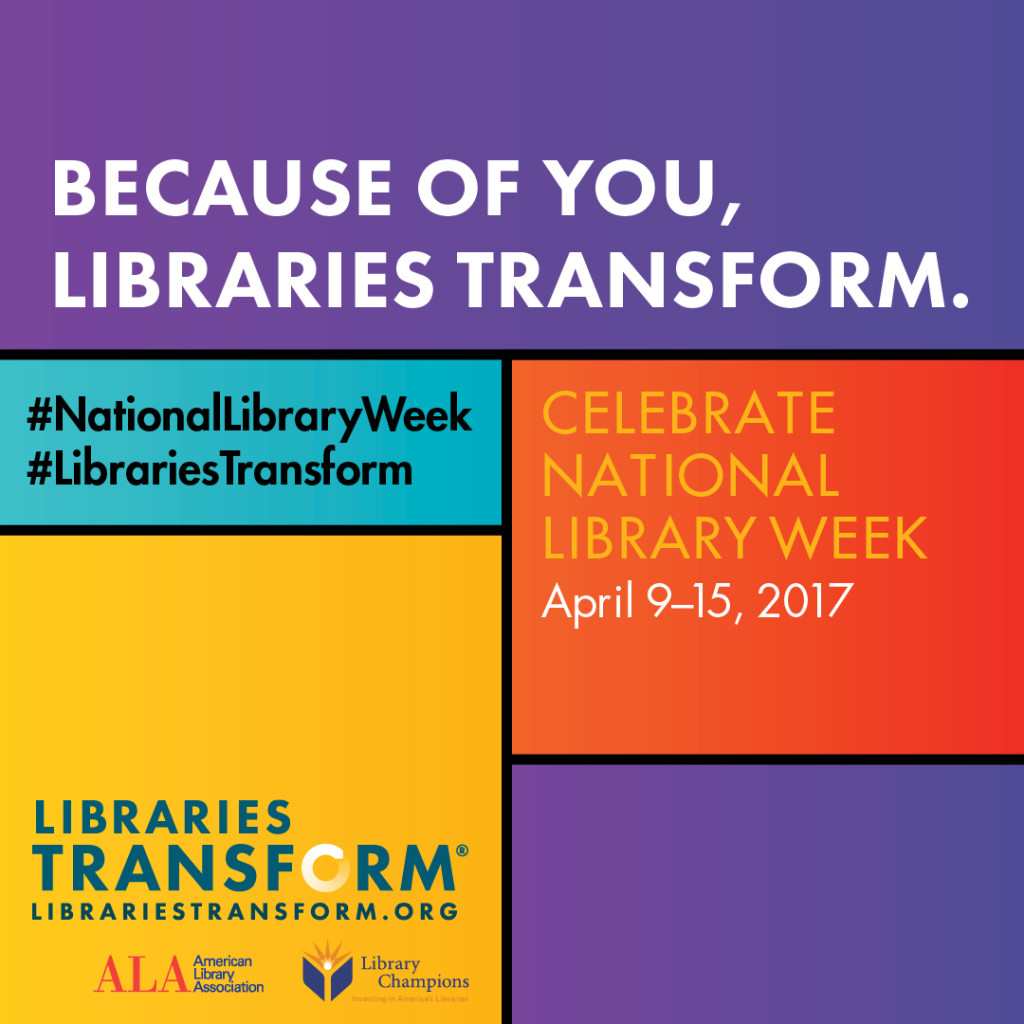 2017 National Library Week