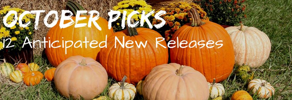 October Adult Picks