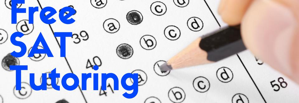 Math SAT Tutoring