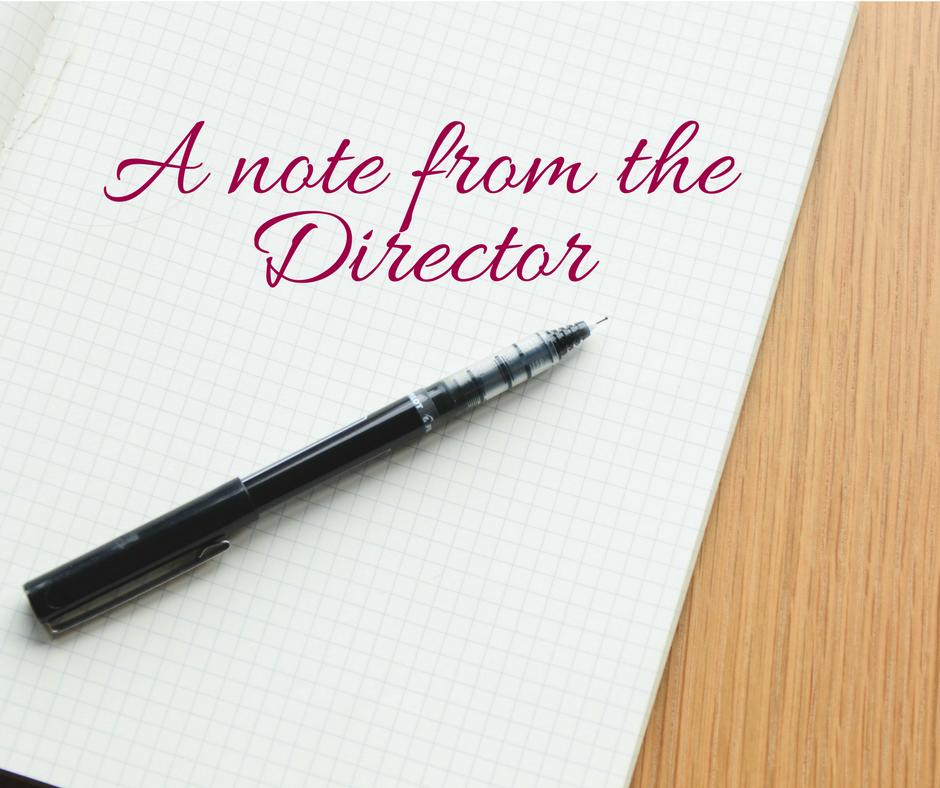A note regarding delivery delays (1)
