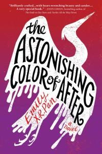 the astonishing color