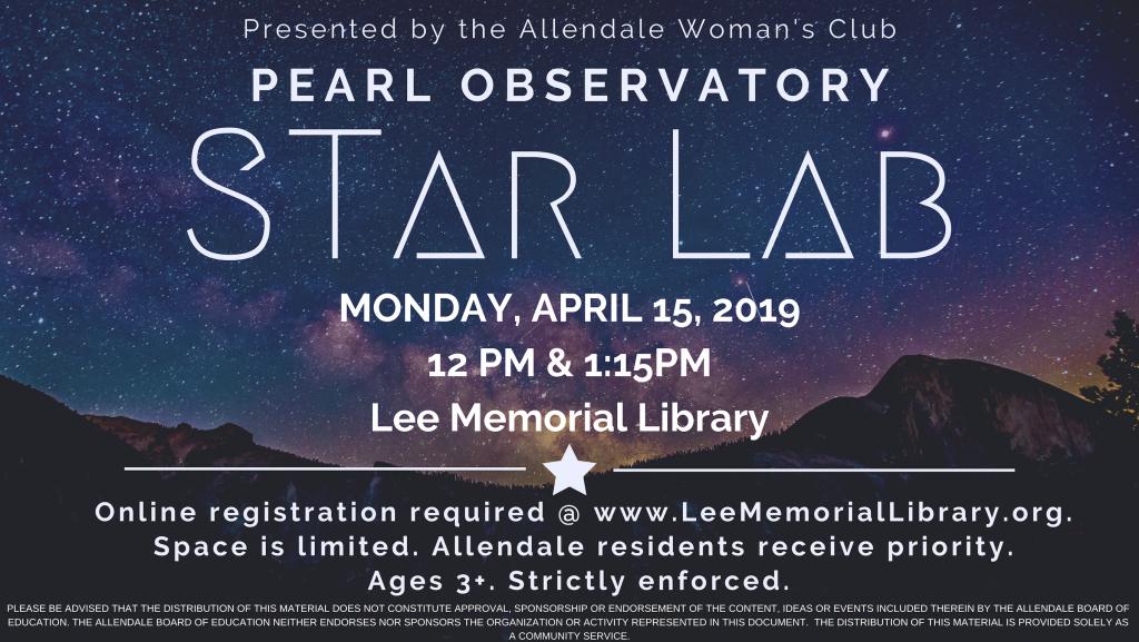 02 - Star Lab