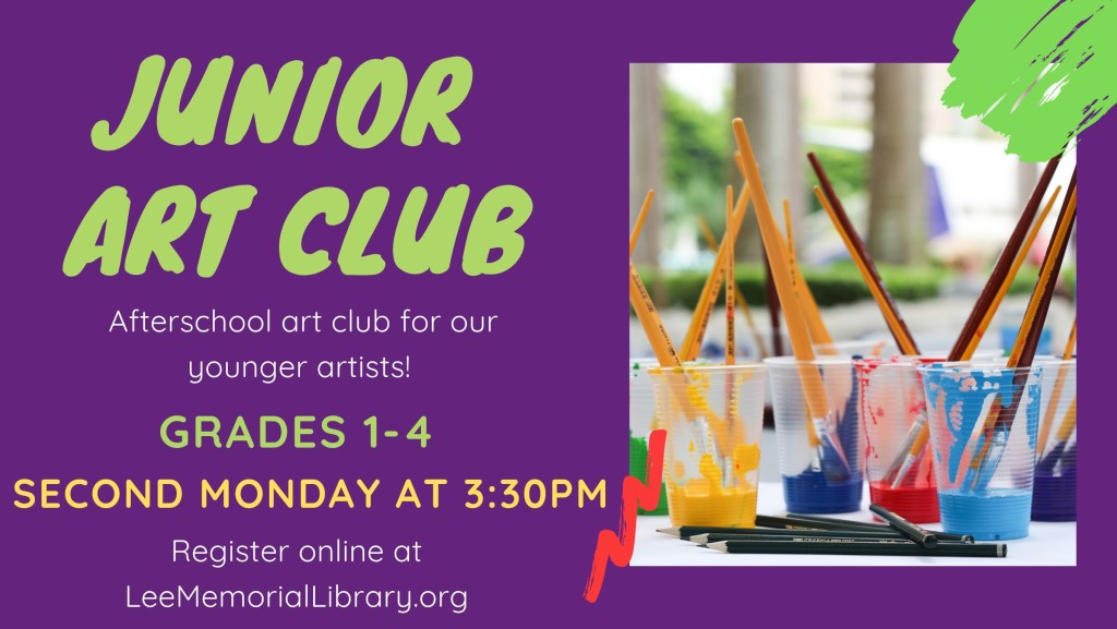 04 - Junior Art Club