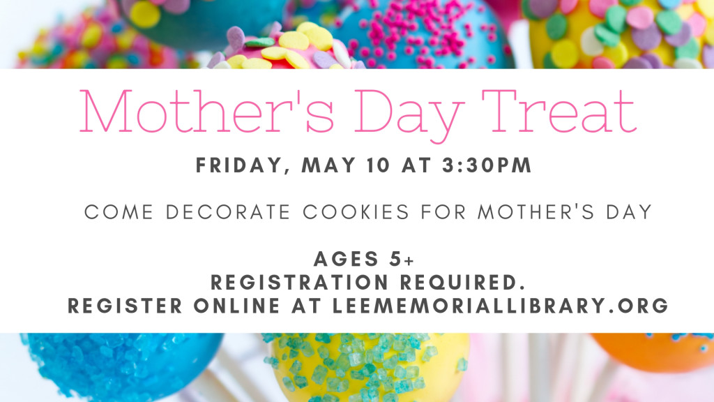05 - Mother's Day Treat