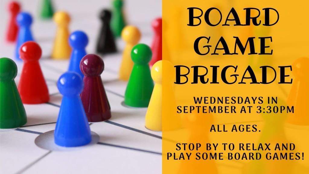 06 - Board Game Brigade