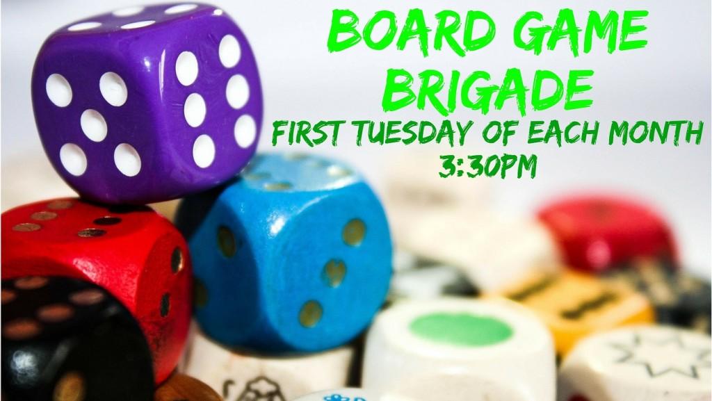 Board Game Brigade