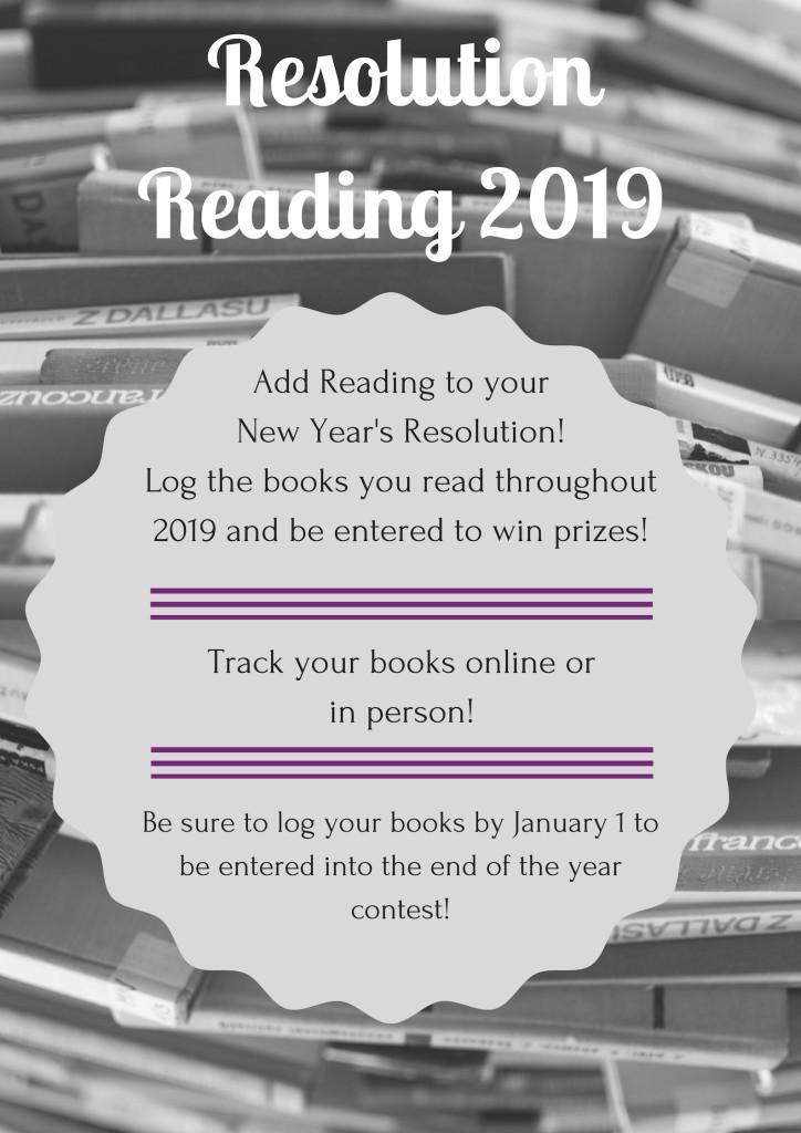 Resolution Reading 2019