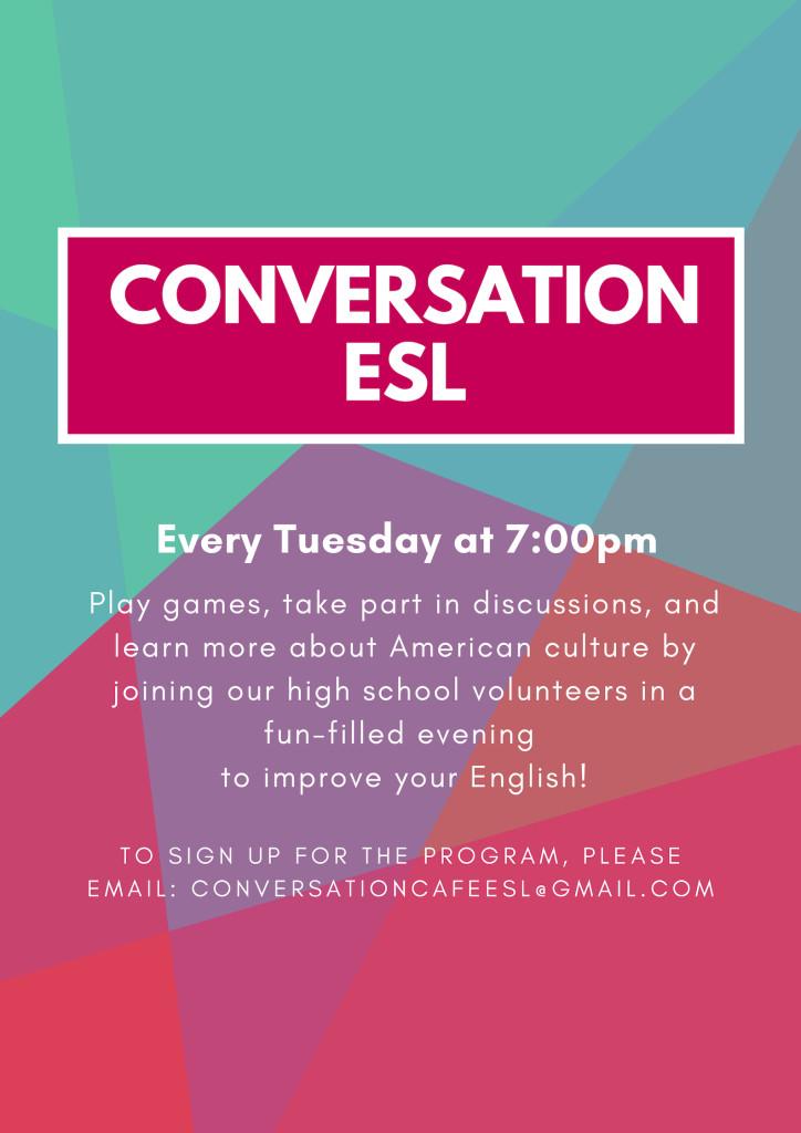 Conversation ESL