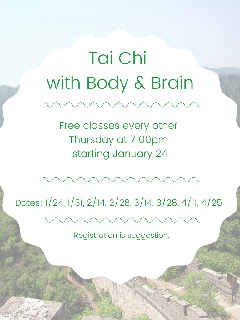 Tai Chi with Body & Brain