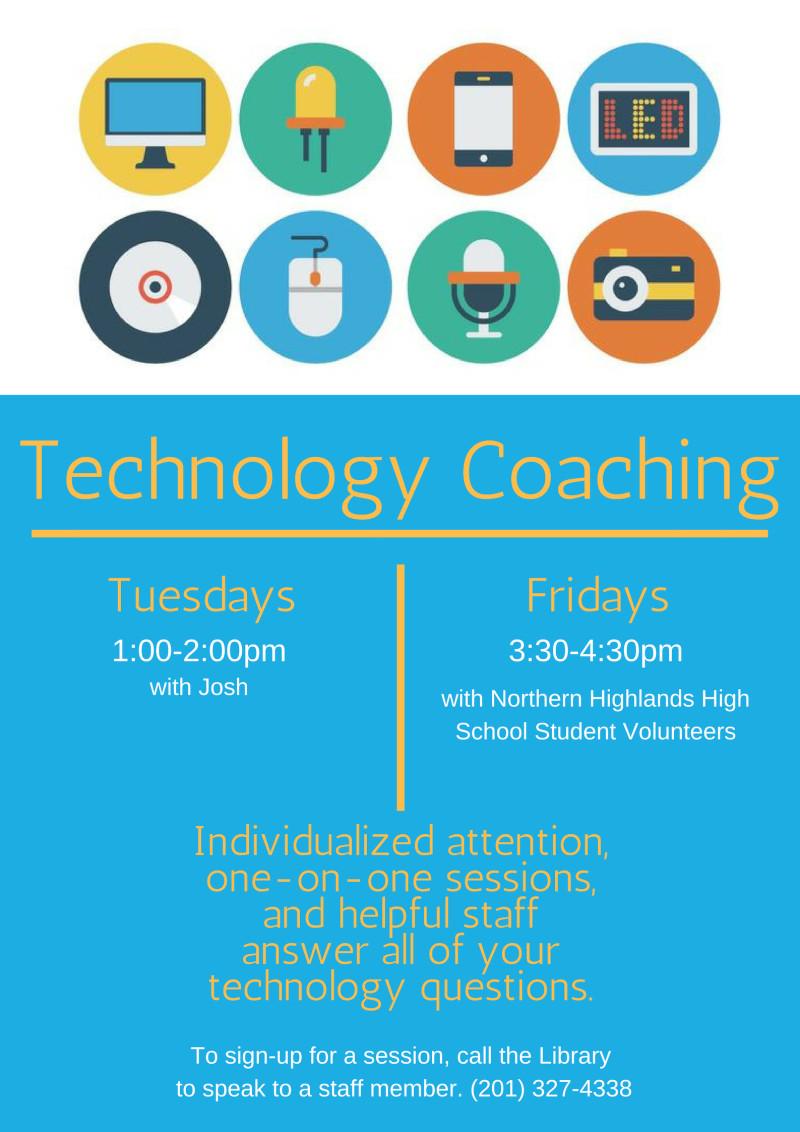 Technology Coaching