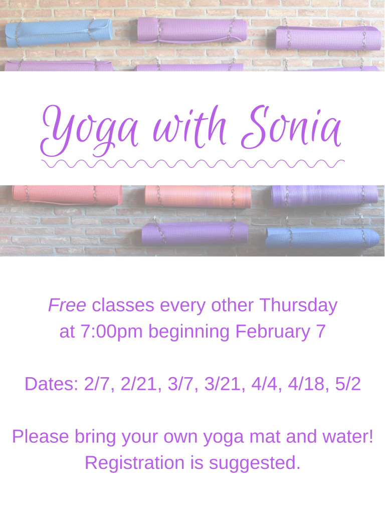 Yoga with Sonia