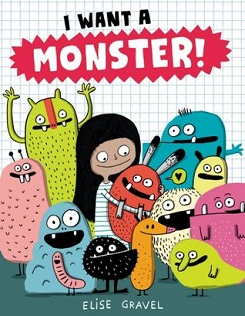 i want a monster