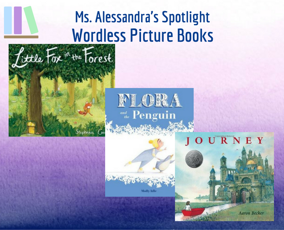 Worldless Picture Books