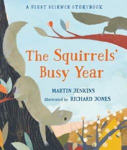 the squirrels busy year