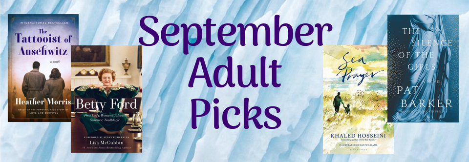 September Adult Picks