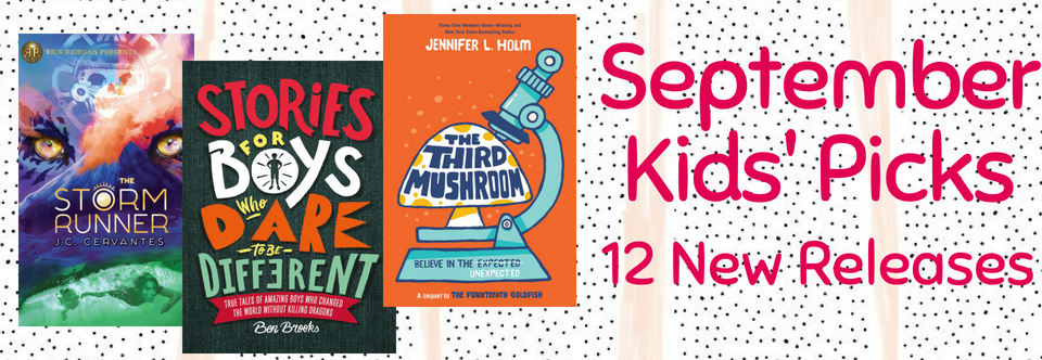 September 2018 Kids\' Picks | Lee Memorial Library
