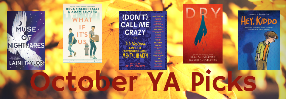 October 2018 Young Adult Picks