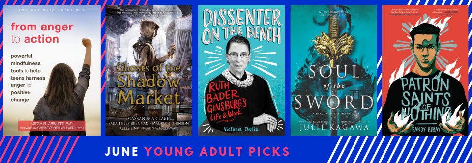 June 2019 Young Adult Picks