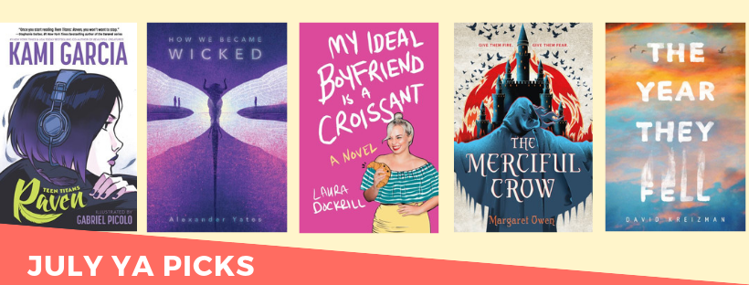 July YA Picks
