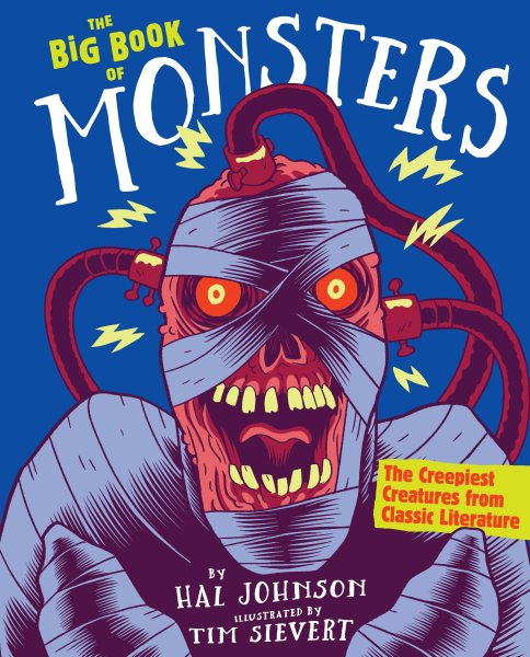 big book of monsters