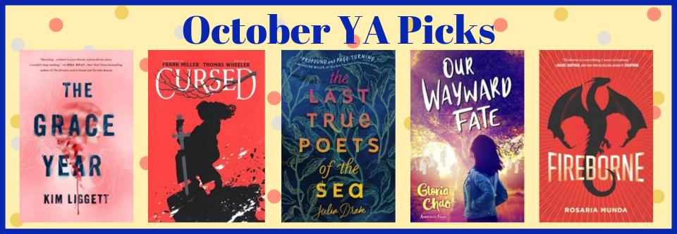 October YA Picks