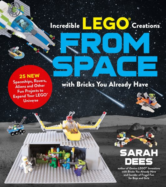 lego creations from space