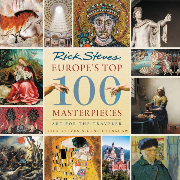 europe's top 100 masterpieces