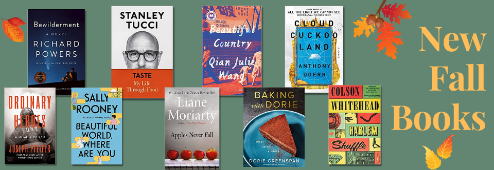 October Books for Adult Readers